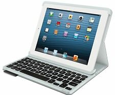Logitech Keyboard Folio Wireless Case for Ipad 2, 3 & 4 Generation Carbon Black