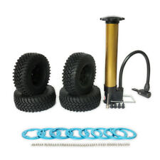 4*100mm Inflatable 1.9 BeadLock Wheel Tire for 1/10 Rc4Wd Scx10 Monster Truck