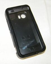 OtterBox Defender Black Fitted Hard Case For HTC Droid Incredible Cell Phone
