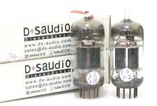 F14 Match 1 pair GE 3 mica black plate 5751 12AX7 ECC83 tube for  amplifier