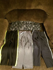 Lot Of 4 boys size 5 pants - Carter's, Jumping Beans