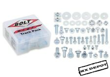 Paquete De Pista Honda Perno de 56 piezas Kit de Perno Caja de herramientas CR125 CR250 CRF250 CRF450
