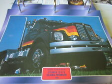 Super Trucks Hauben Zugmaschinen Schweden Scania LS110 Scania Monium 1968