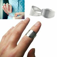 Embroidery DIY Steel Sewing Tools Finger Protector Thimble Household Quilting