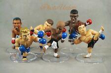 K-1 Fighters Boxing France Japan Holland New Zealand Cake Topper Figure K1319Set