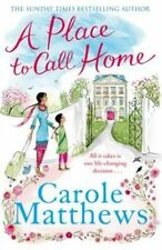 Carole Matthews, A Place to Call Home, Very Good Book