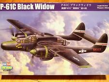 Hobbyboss 1:48 P-61C Black Widow Aircraft Model Kit