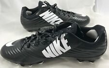 New Mens Nike Vapor Speed Low TD Football Cleats Black White sz 13.5 643152-010