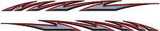 "Boat Car Truck pin stripe Graphics Decal  Stickers Skull Flames Wrap 50""x 5"""