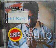 Incognito - Remixed (CD 1996 Talkin' Loud) Brand NEW