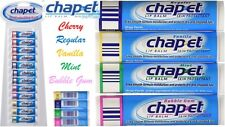 100% Authentic Chap-et Lip Balm Display Assorted Flavors Chapet 24/Display USA