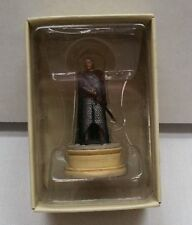 New Nib The Lotr Chess Collection White Pawn : Gamling of Rohan Eaglemoss
