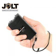 36,000,000 STUN GUN Jolt Taser Holster Led Flashlight Self Defense Protection bk