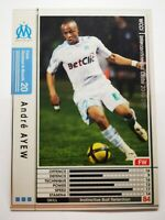 Panini 2010-11 WCCF IC carte card soccer Marseille OM 109/352 André Ayew