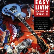 Easy Livin'-Rock of the Seventies Queen, Jethro Tull, Uriah Heep, Lynyr.. [2 CD]