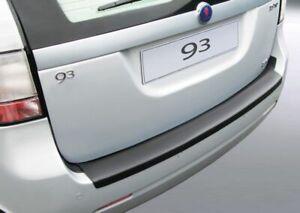 Original RGM Ladekantenschutz ABS schwarz für Saab 9-3 Sport Kombi 2005-2007