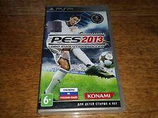 Pro Evolution Soccer 2013 (Sony PSP, 2012) NewSealed Pal