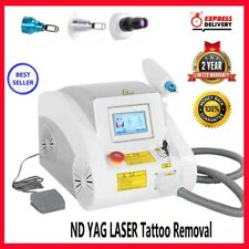 Pro ND YAG LASER Q Switch Tattoo Removal Eyebrow Callus Removal Beauty Machine