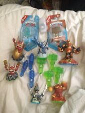 Sky landers Traps And Characters