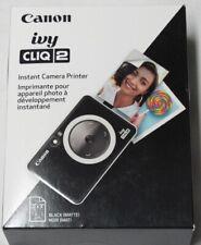 Canon  Ivy CLIQ2 Instant Film Camera – Black