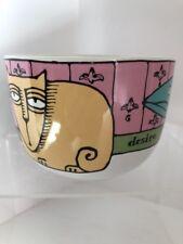 "Big 20oz Bad Cat Collection by Ursula Dodge Signature Series ""Desire"" Coffee Mug"