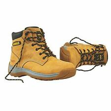 DeWALT Work / Safety Desert Boots Size 4 / EU 38 Honey SB SRA