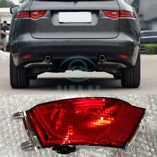 For Jaguar F-PACE Rear Bumper Lights Rear Fog Lamps LH+RH Assembly Refit