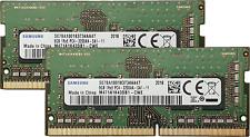 Samsung 2x8GB DDR4 3200 MHz PC4-25600 Laptop SODIMM 260pin 1Rx8 Memory RAM