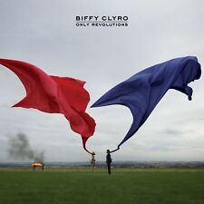 Biffy Clyro - Only Revolutions (CD 2009) [UK Import] NEW