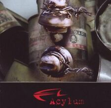 ACYLUM The Enemy CD 2009