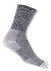 Thorlo LSX hiking/walking liner sock - Small/Large - Grey