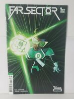 FAR SECTOR 1 (2019 DC)[1ST APPEARANCE OF GREEN LANTERN, SOJOURNER MULLEIN] NM+