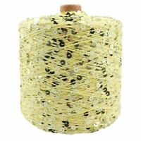 1000g/ball 100% Cotton Yarn Special Sequin Garment Accessories Rag Doll Knitting