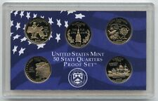 2000 United States 50 State Quarters PROOF Coin Set - U.S. Mint Original - ST25C
