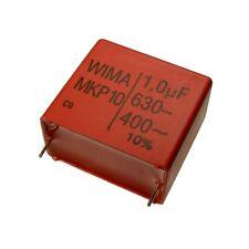 WIMA impulso fissa POLIPROPILENE CONDENSATORE mkp10 630v 1uf 27,5mm 089748