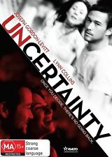 Uncertainty (DVD, 2011)  Region 4 Drama DVD Rated MA Used Very Good Condition