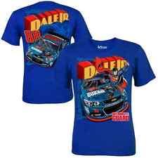 Dale Earnhardt Jr # 88 Superman Chase Authentics Royal Blue T - Shirt - Small