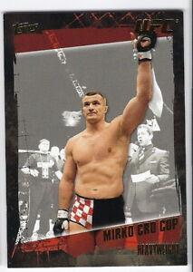 2010 UFC Gold 45 Base Card lot incl. Rua & Silva