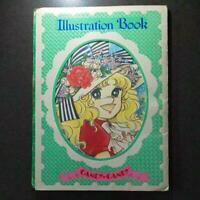 Candy Candy Illustration Book Yumiko Igarashi Nakayoshi Kodansha Anime Vintage