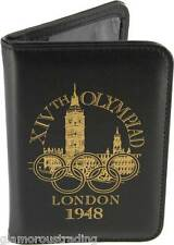 OFFICIAL OLYMPIC MUSEUM LONDON 1948 DESIGN PASSPORT HOLDER
