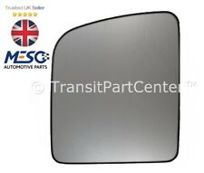 FRONT DOOR WING MIRROR GLASS FORD TRANSIT CONNECT LEFT PASSENGER SIDE 2002-2013