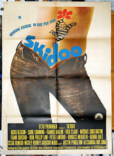 manifesto 2F film SKIDOO Otto Preminger Jackie Gleason 1969 LSD hippies