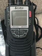 Cobra Marine Vhf Marine Radio Hh425 Excellent Condition