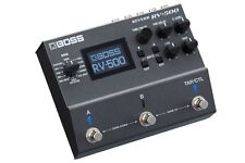 BOSS RV-500 Reverb Guitar Pedal Effect  FREE EMS