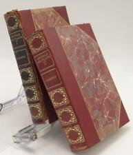 Charles Darwin Animals & Plants VI V2 Leather Author's Edition 323/1000 Appleton