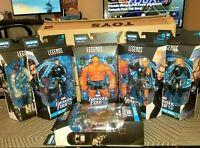 Marvel Legends FANTASTIC FOUR Wave Set of 6 Super Skrull BAF NEW IN STOCK