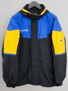 Men Columbia Jacket Tectonite Skiing Snowboarding Breathable Waterproof L ZPA623