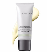 COVER FX Mattifying Primer with Anti-Acne Treatment Full Size 1oz/30ml Sealed