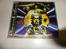 CD Various – Hypnotic World of Goa vol. IV-The Fourth Dimension