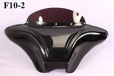BATWING WINDSHIELD FAIRING HARLEY DYNA WIDE GLIDE SUPER LOW CUSTOM 07-LATER